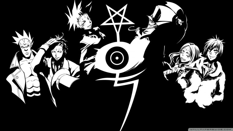 D Gray Man Background