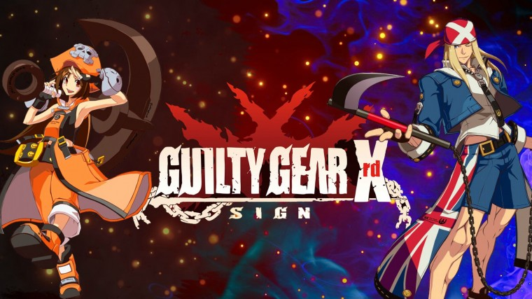 Guilty Gear Xrd -Revelator- HD Wallpapers