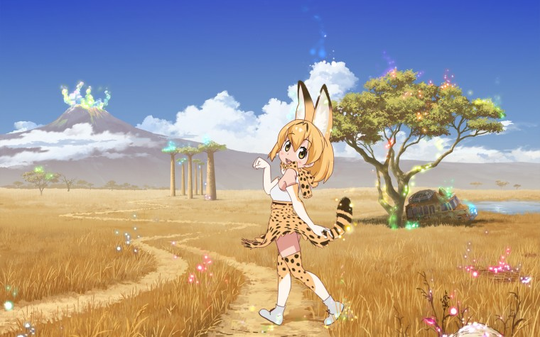Kemono Friends Wallpapers