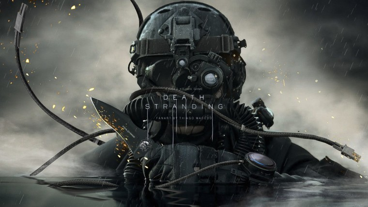Death Stranding HD Wallpapers