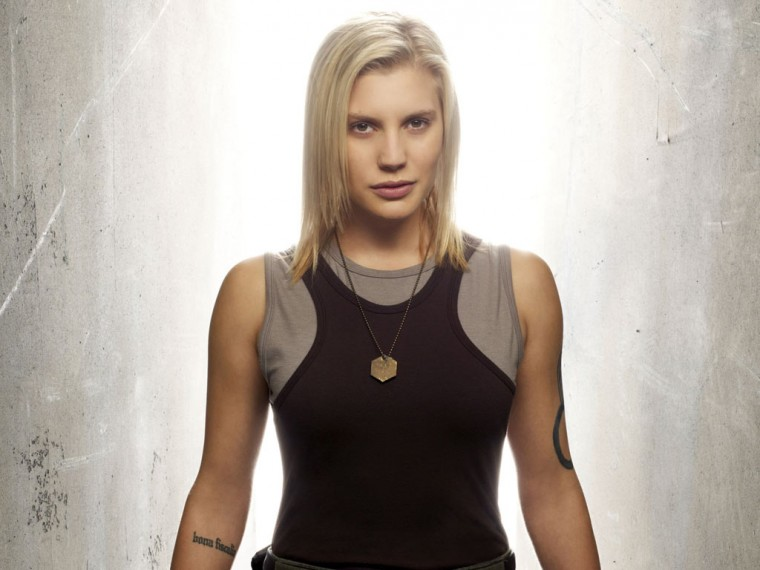 Katee Sackhoff Wallpapers