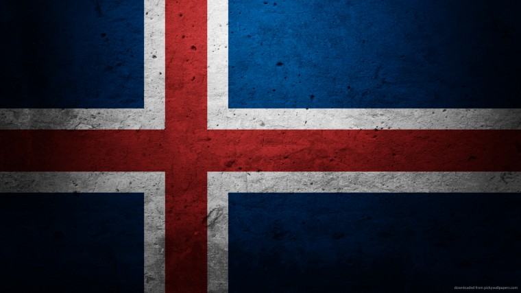 Flag Of Iceland Wallpapers