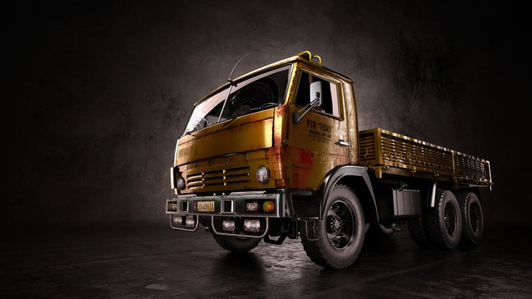 Kamaz Wallpapers