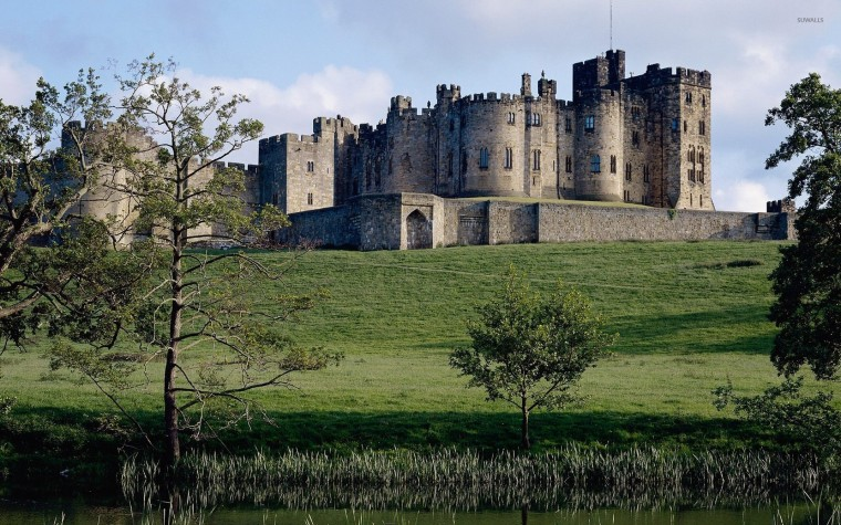 Warkworth Castle Wallpapers