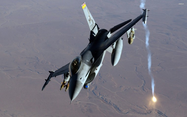 General Dynamics F-16 Fighting Falcon Wallpapers