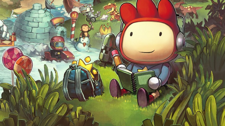 Scribblenauts Unlimited HD Wallpapers