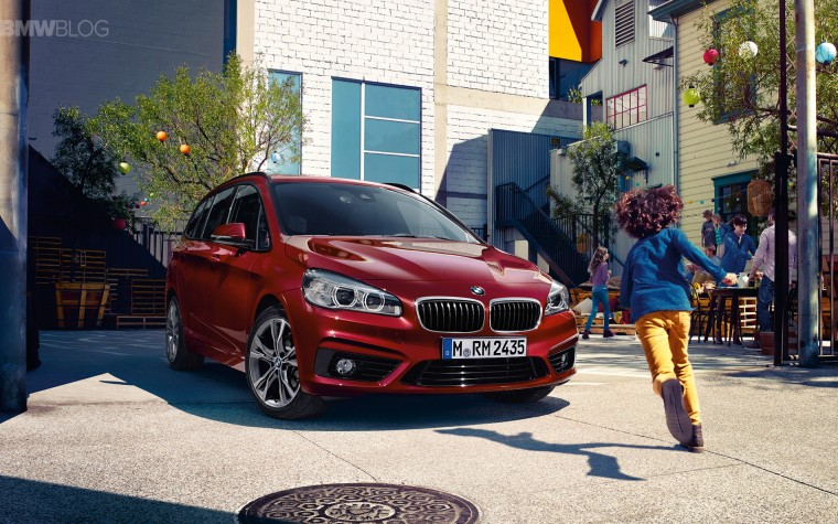 BMW 2 Series Active Tourer Wallpapers