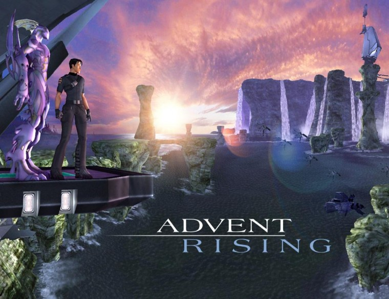 Advent Rising HD Wallpapers