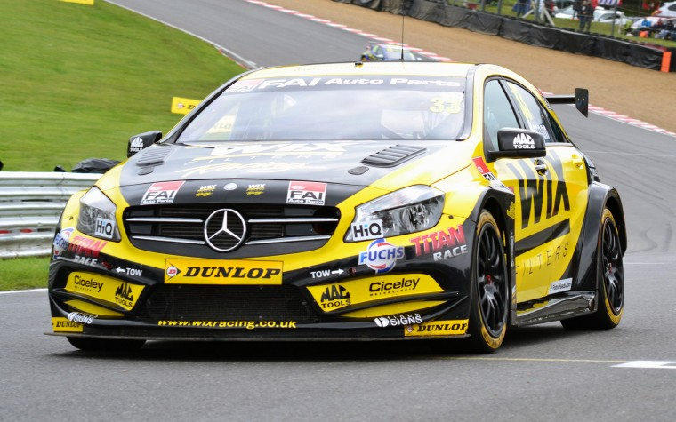 BTCC Racing Wallpapers