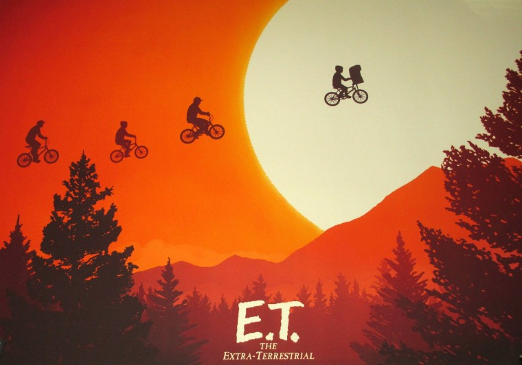 E.T. the Extra-Terrestrial Wallpapers
