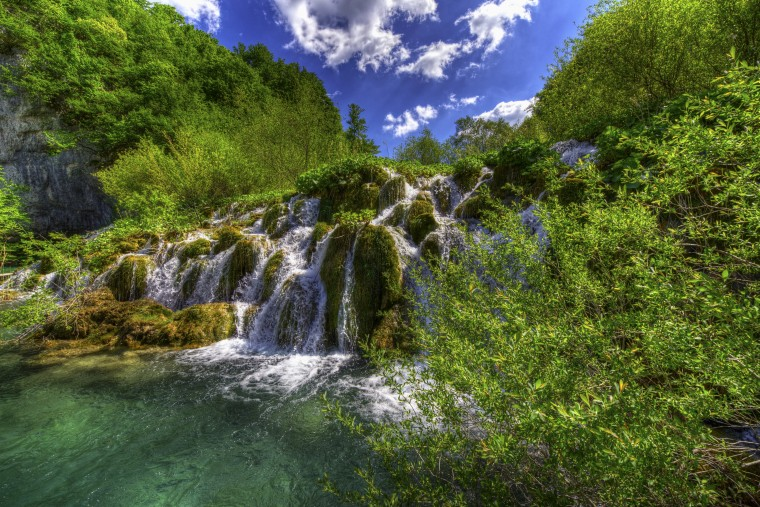Plitvice lake Wallpapers