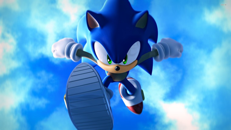 Sonic the Hedgehog HD Wallpapers