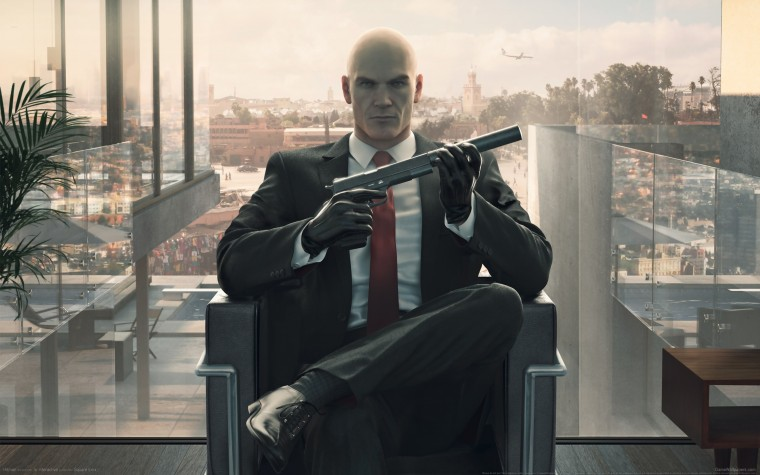 Hitman (2016) HD Wallpapers