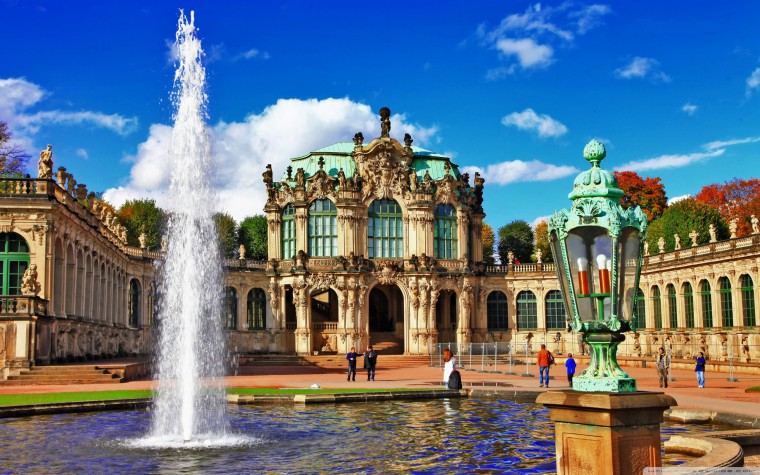 Zwinger (Dresden) Wallpapers