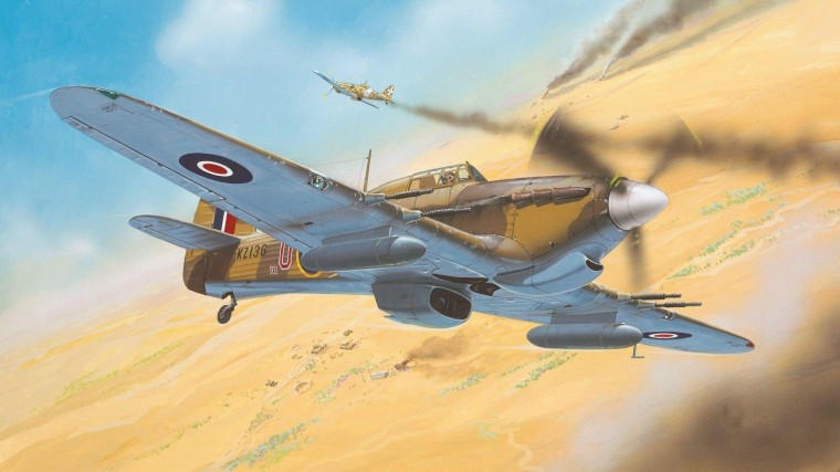 Hawker Hurricane Wallpapers