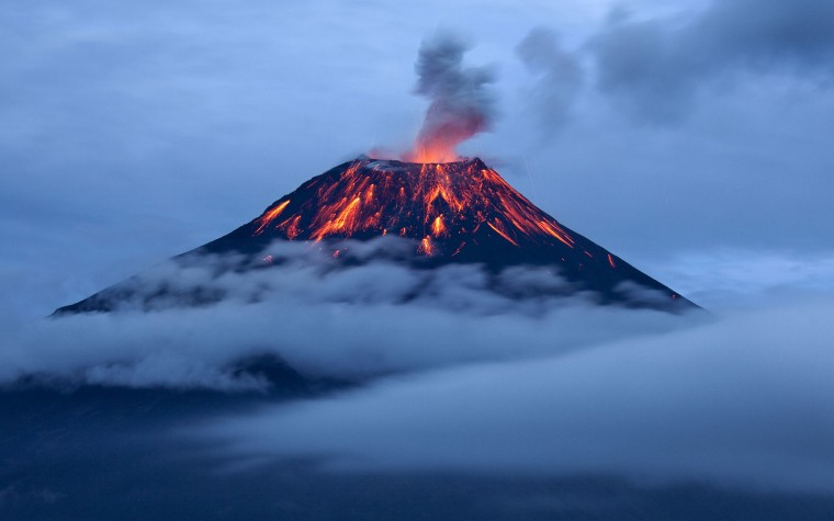 Tungurahua Wallpapers