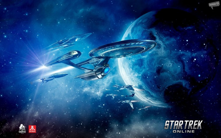 Star Trek Online HD Wallpapers