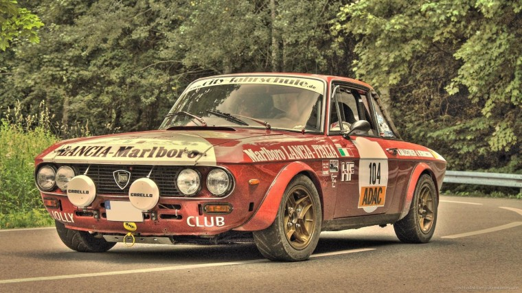 Lancia Wallpapers