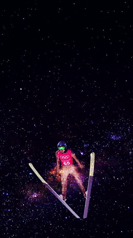 Ski jumping Wallpapers