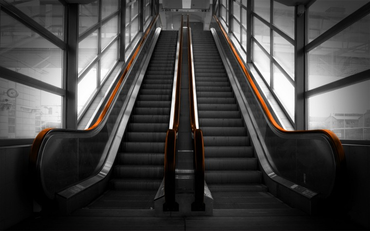 Escalator Wallpapers
