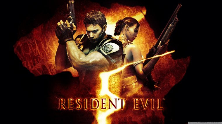 Resident Evil 5 HD Wallpapers