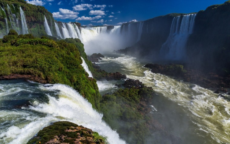 Iguazu Falls Wallpapers