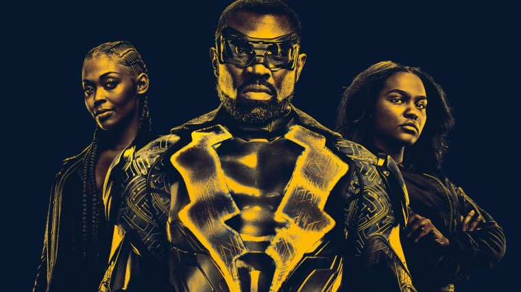 Black Lightning Wallpapers
