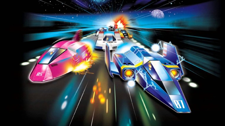 F-Zero HD Wallpapers
