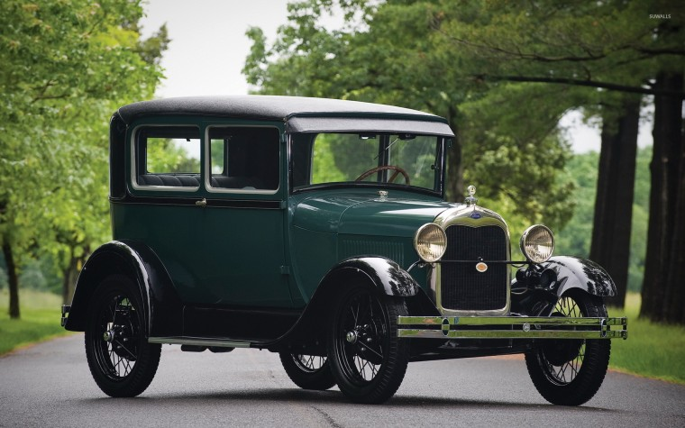 Ford Model A Wallpapers