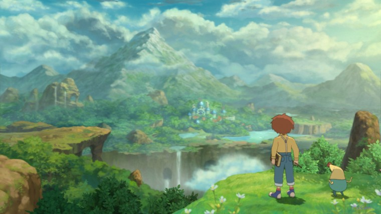 Ni No Kuni HD Wallpapers
