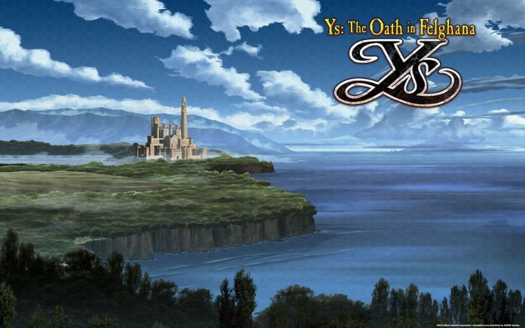 Ys: The Oath In Felghana HD Wallpapers