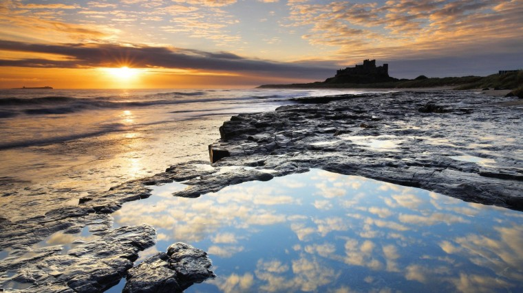 Bamburgh Castle Wallpapers