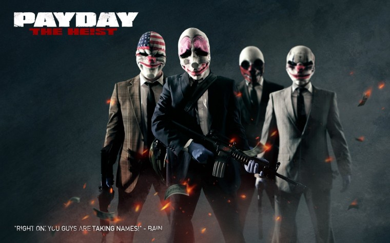 Payday: The Heist HD Wallpapers