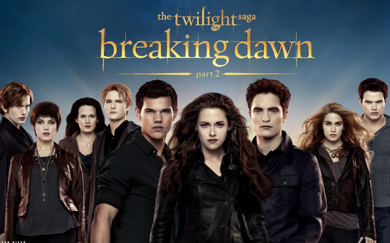 The Twilight Saga: Breaking Dawn - Part 2 Wallpapers