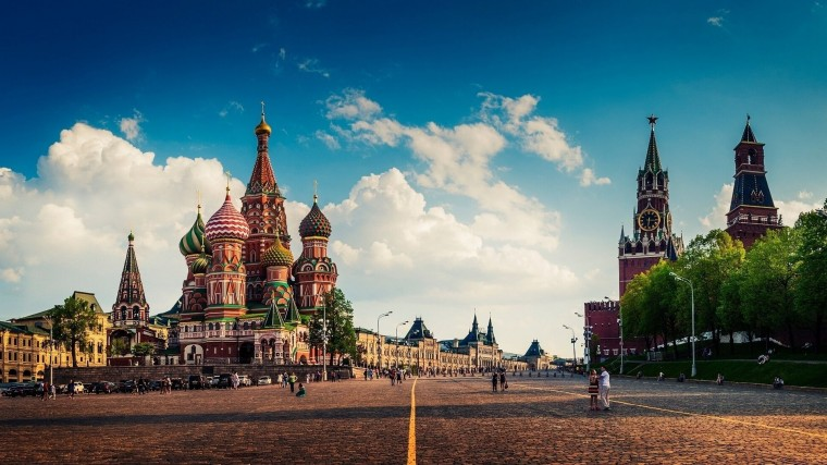 Red Square Wallpapers
