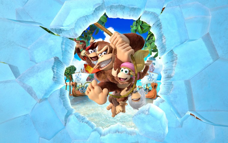 Donkey Kong Country: Tropical Freeze HD Wallpapers