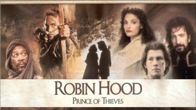 Robin Hood: Prince of Thieves Wallpapers