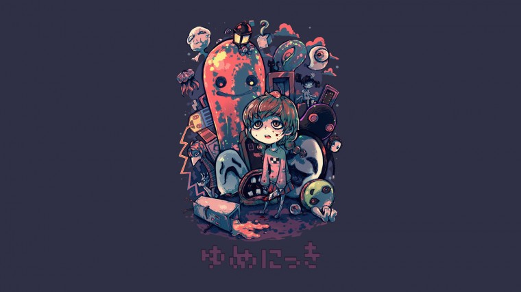 Yume Nikki HD Wallpapers