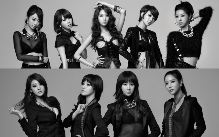 Nine Muses Wallpapers