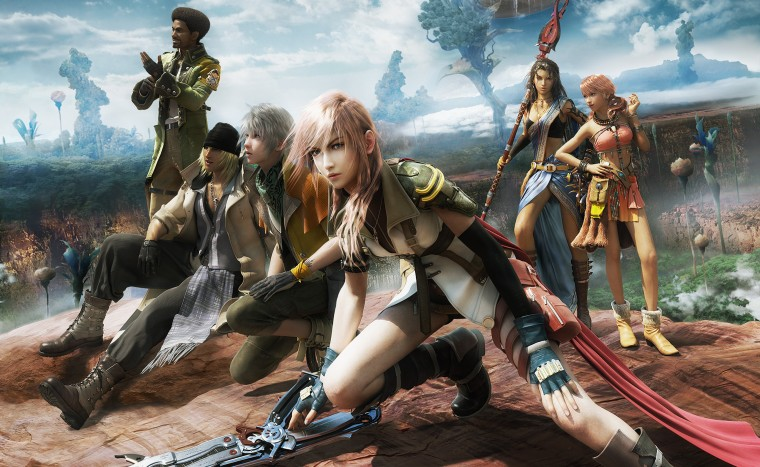 Final Fantasy XIII HD Wallpapers