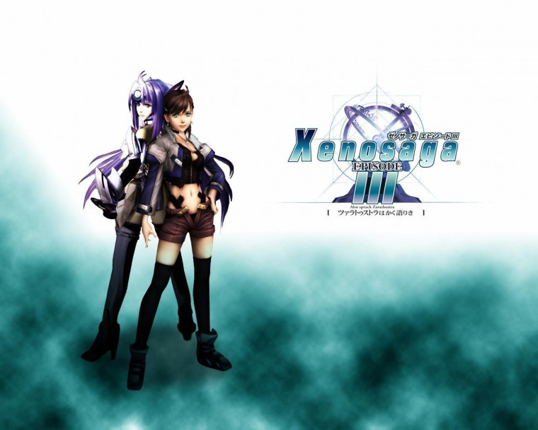Xenosaga HD Wallpapers