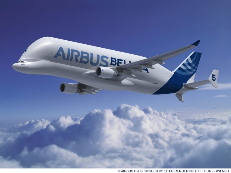 Airbus Beluga Wallpapers