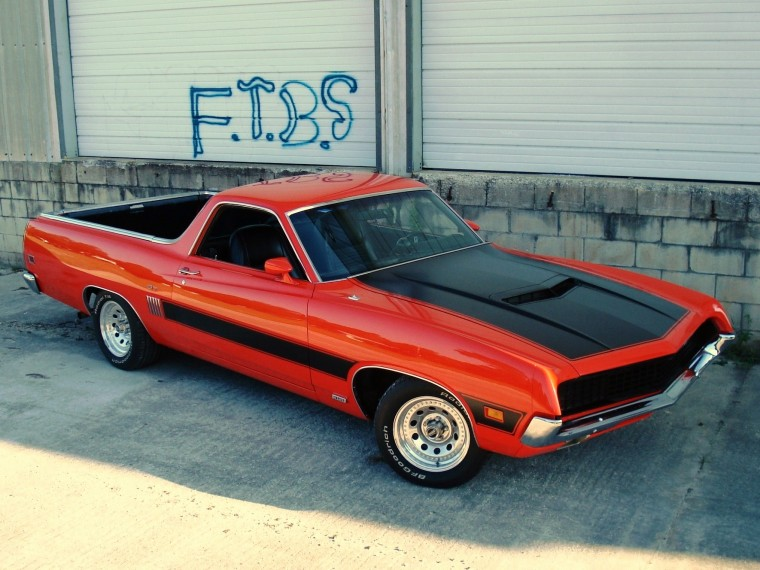 Ford Ranchero Wallpapers