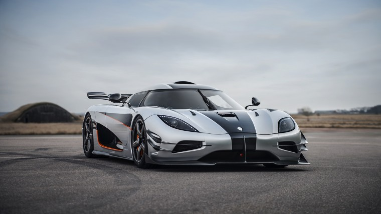 Koenigsegg One:1 Wallpapers