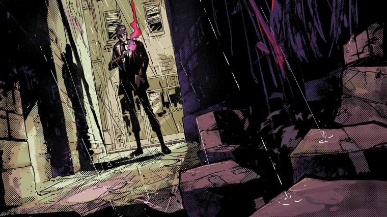 Hellblazer Wallpapers