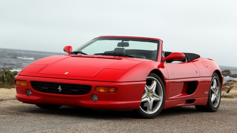 Ferrari F355 Spider Wallpapers
