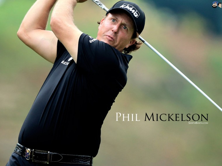Phil Mickelson Wallpapers