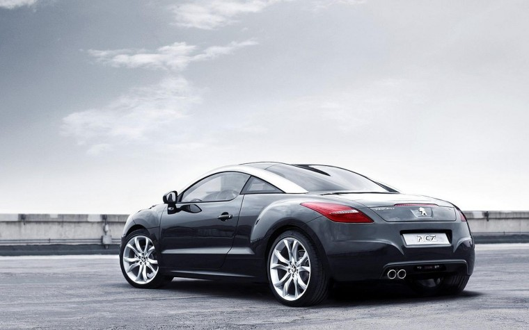 Peugeot RCZ Wallpapers