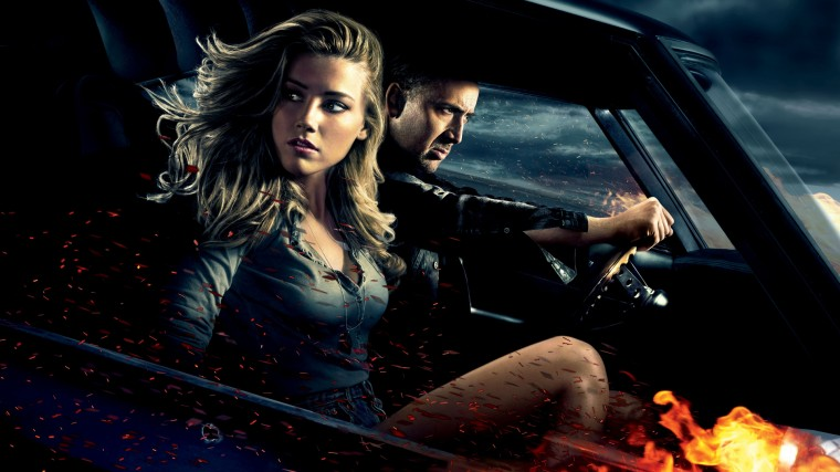 Drive Angry Wallpapers