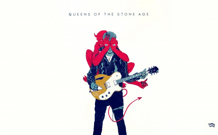 Queens of the Stone Age Wallpapers